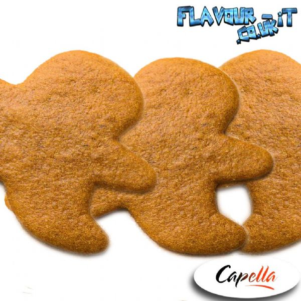 Capella Gingerbread Flavour Drops
